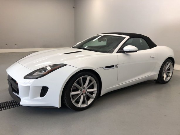 Used Jaguar F-TYPE for sale in Houston TX.  We Finance!