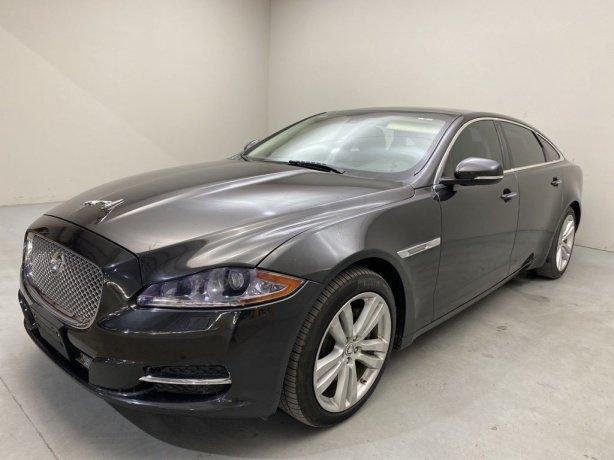 Used 2013 Jaguar XJ for sale in Houston TX.  We Finance!