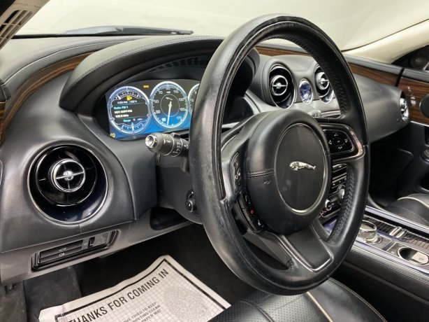 2013 Jaguar XJ for sale Houston TX