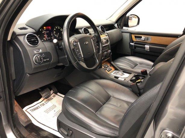 2014 Land Rover in Houston TX