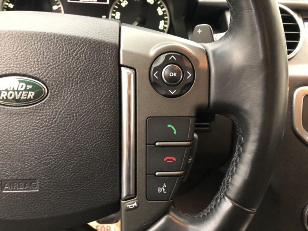 good used Land Rover LR4 for sale