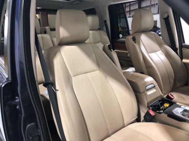 cheap Land Rover LR4 for sale Houston TX