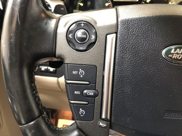 used Land Rover LR4 for sale Houston TX