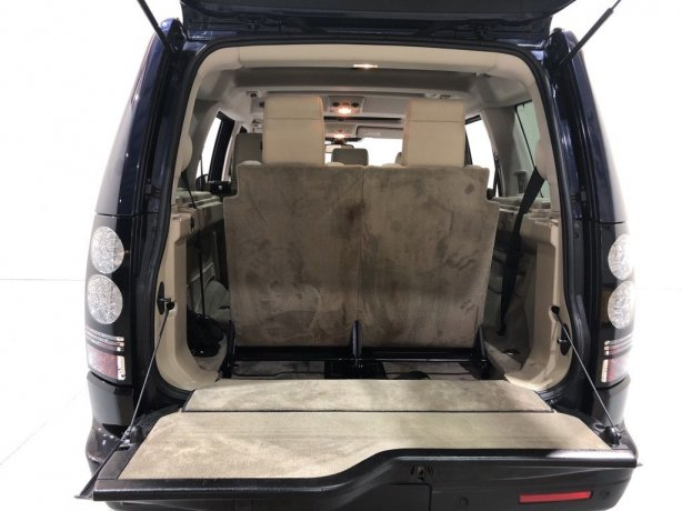 Land Rover LR4 for sale best price