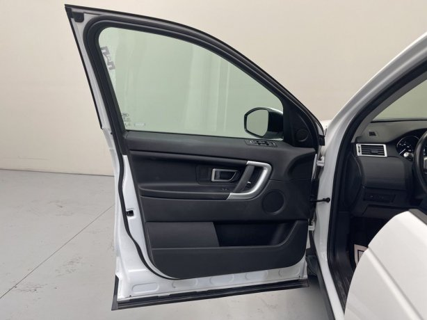 used 2017 Land Rover Discovery Sport