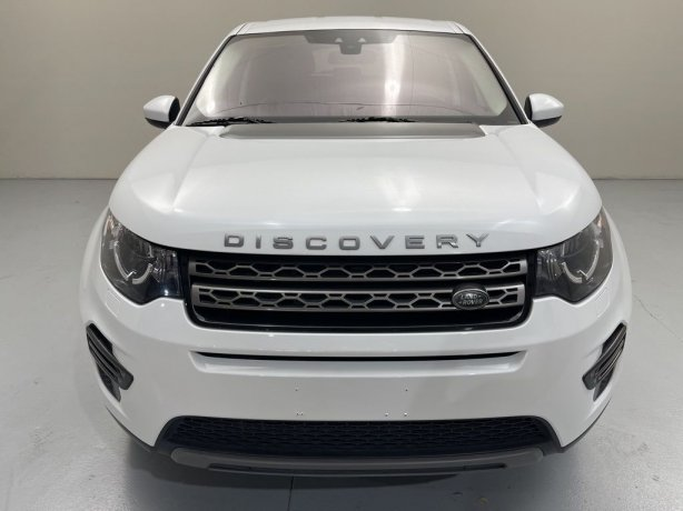 Used Land Rover Discovery Sport for sale in Houston TX.  We Finance!