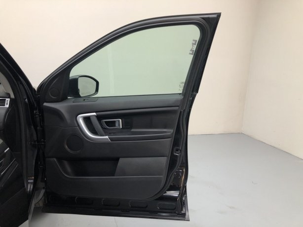 used 2017 Land Rover Discovery Sport for sale near me