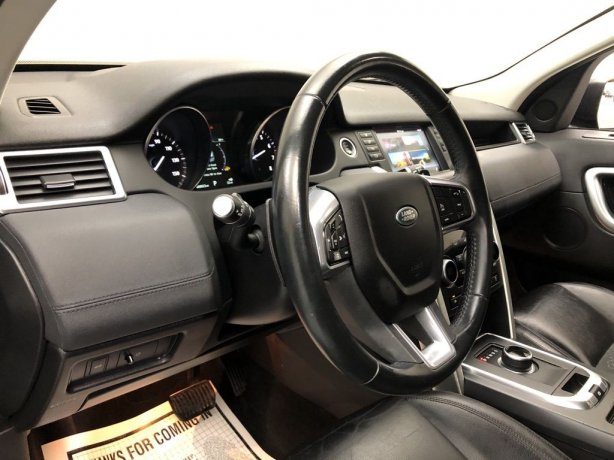 2017 Land Rover Discovery Sport for sale Houston TX