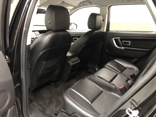 cheap 2017 Land Rover for sale Houston TX