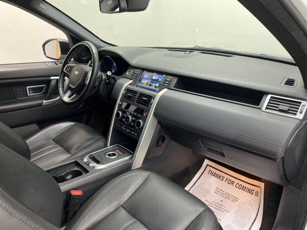 cheap Land Rover Discovery Sport near me