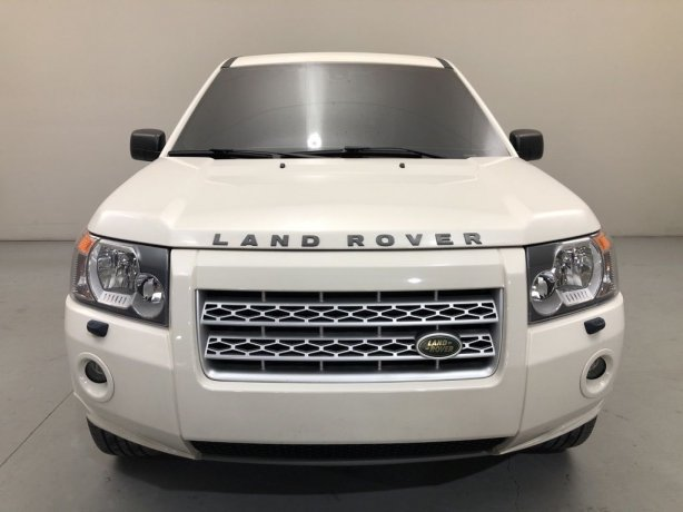 Used Land Rover LR2 for sale in Houston TX.  We Finance!