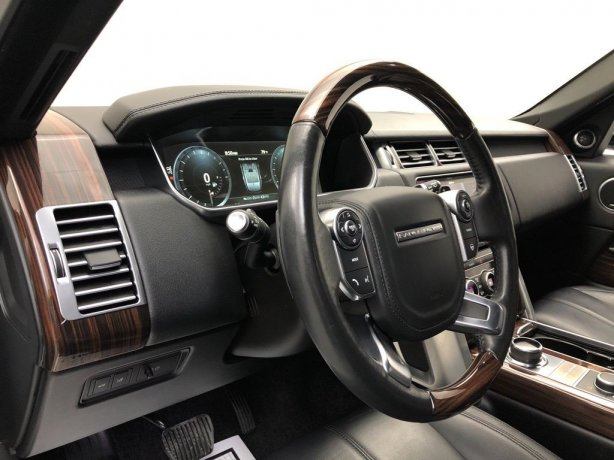 2017 Land Rover Range Rover for sale Houston TX