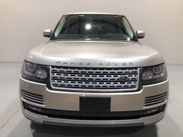 Used Land Rover Range Rover for sale in Houston TX.  We Finance!