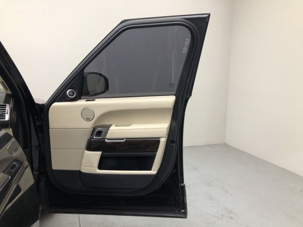 used 2016 Land Rover Range Rover for sale near me