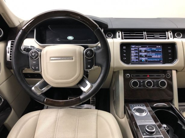 2016 Land Rover Range Rover for sale near me