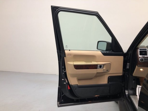 used 2009 Land Rover Range Rover