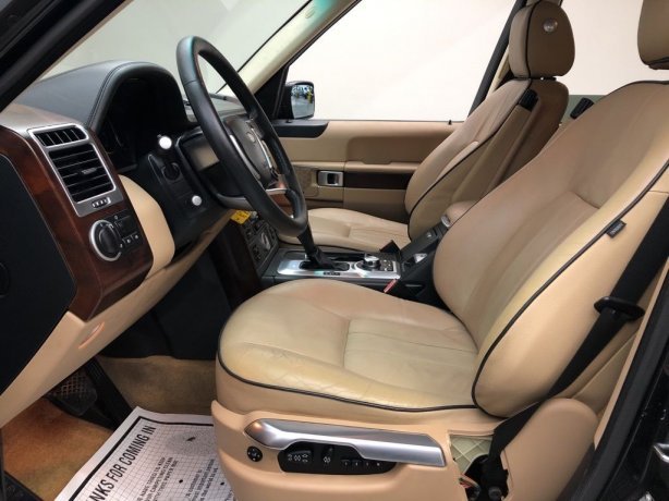 used 2009 Land Rover Range Rover for sale Houston TX