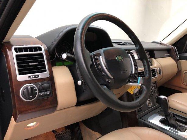 2009 Land Rover Range Rover for sale Houston TX