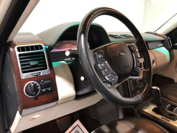 used 2010 Land Rover Range Rover for sale Houston TX
