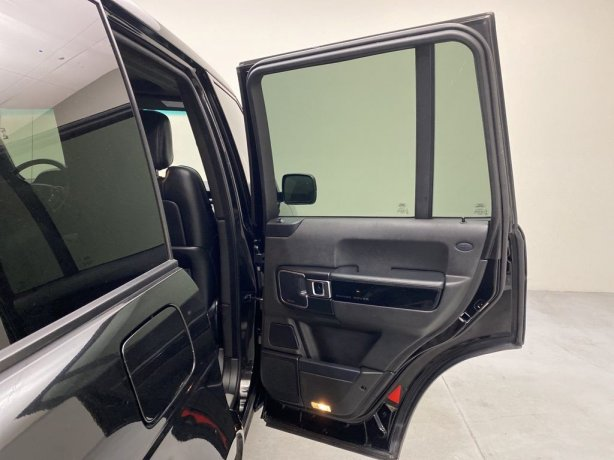 used 2012 Land Rover Range Rover for sale near me