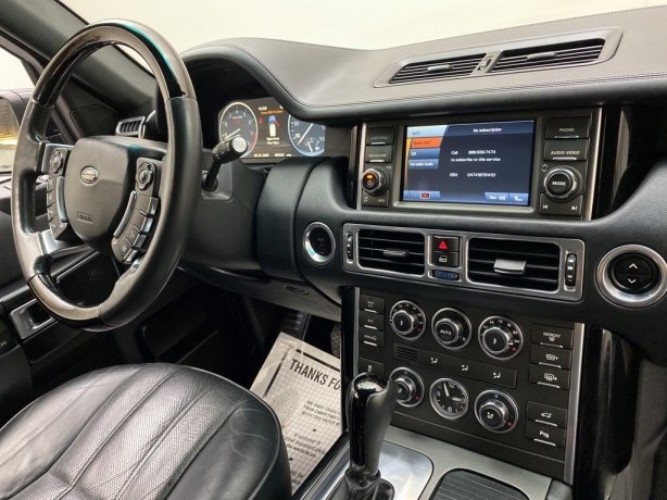 used Land Rover Range Rover for sale Houston TX