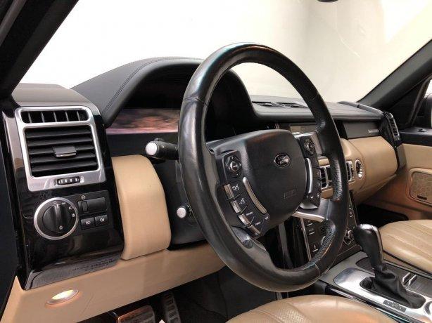 2012 Land Rover Range Rover for sale Houston TX