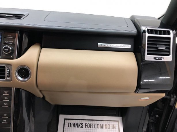 cheap used 2012 Land Rover Range Rover for sale