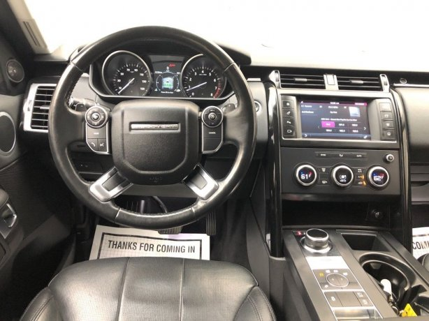 used 2017 Land Rover