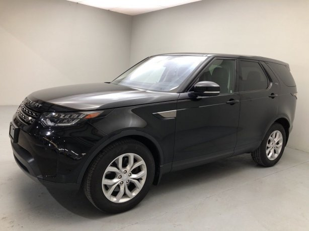 Used 2017 Land Rover Discovery for sale in Houston TX.  We Finance!