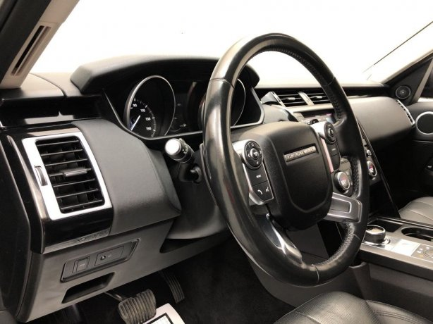 used 2017 Land Rover Discovery for sale Houston TX