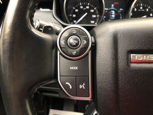 cheap used 2017 Land Rover Discovery for sale