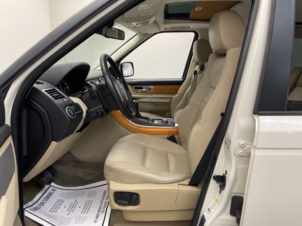 used 2010 Land Rover Range Rover Sport for sale Houston TX