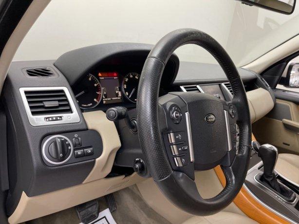 2010 Land Rover Range Rover Sport for sale Houston TX