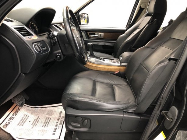 used 2012 Land Rover Range Rover Sport for sale Houston TX