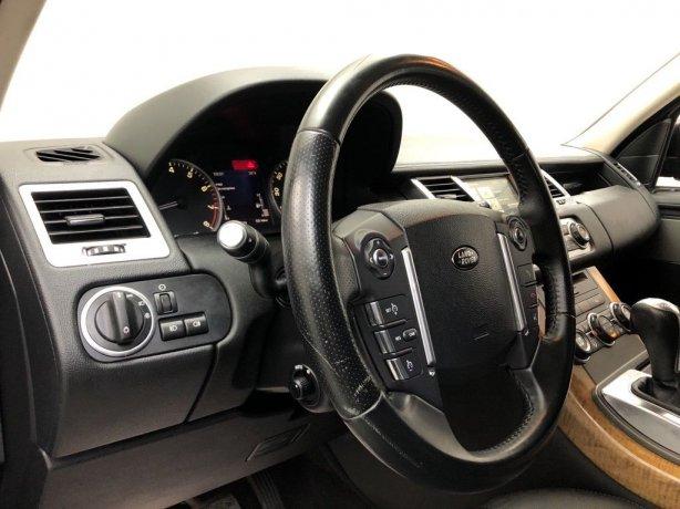 2012 Land Rover Range Rover Sport for sale Houston TX