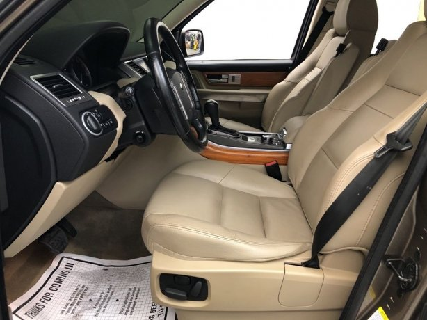 used 2011 Land Rover Range Rover Sport for sale Houston TX