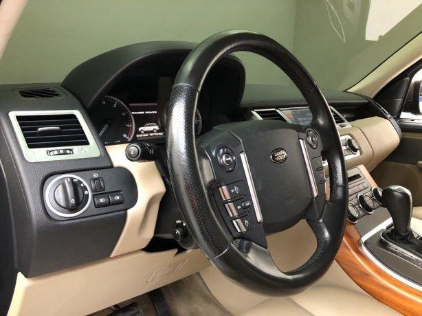2011 Land Rover Range Rover Sport for sale Houston TX