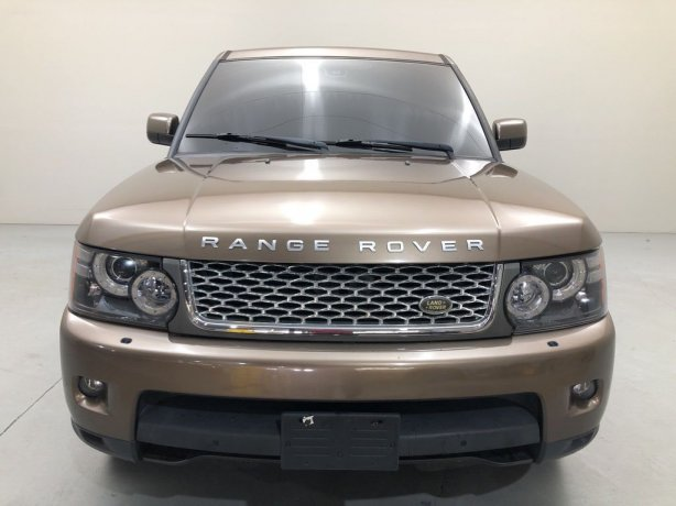 Used Land Rover Range Rover Sport for sale in Houston TX.  We Finance!