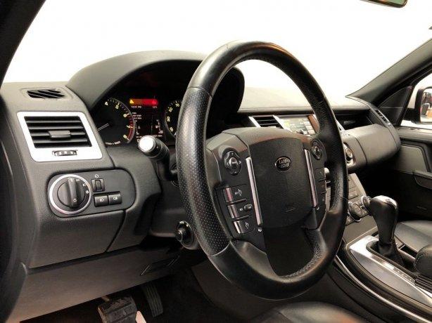 2013 Land Rover Range Rover Sport for sale Houston TX