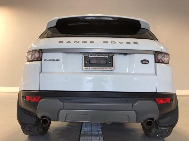 2013 Land-Rover Range-Rover-Evoque Pure