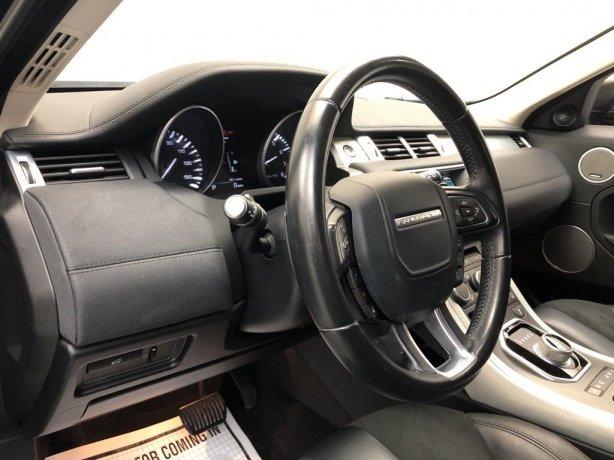 2014 Land Rover Range Rover Evoque for sale Houston TX