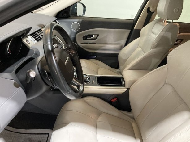 used 2016 Land Rover Range Rover Evoque for sale Houston TX