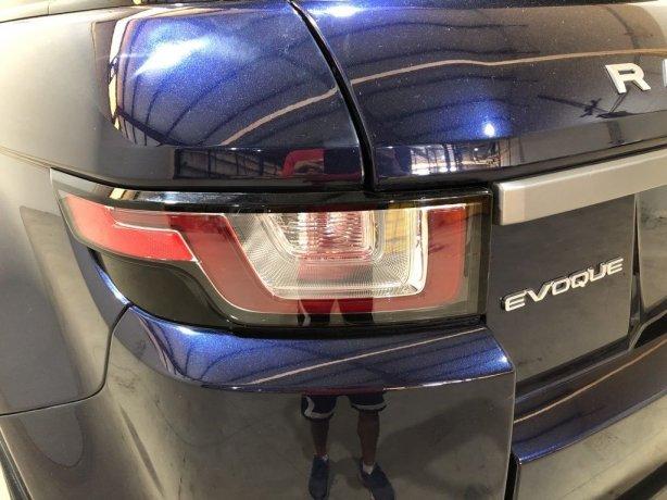2016 Land Rover Range Rover Evoque for sale