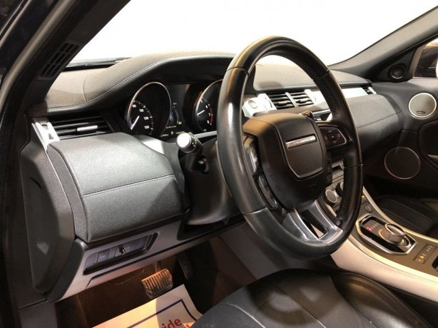 used 2016 Land Rover Range Rover Evoque for sale Houston TX