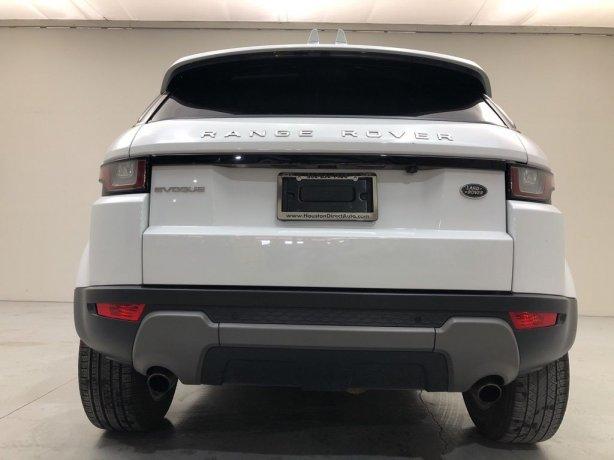 2017 Land Rover Range Rover Evoque for sale