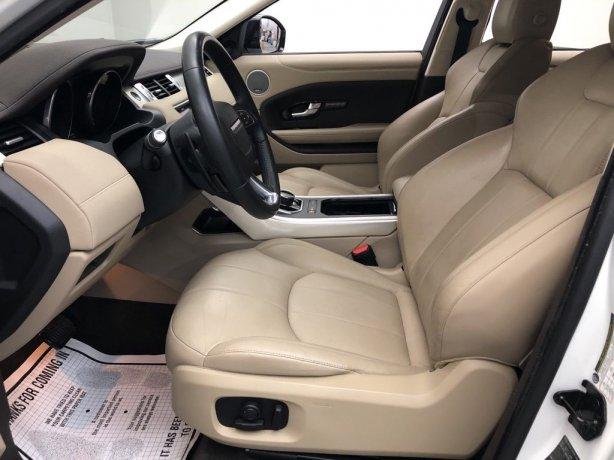 used 2017 Land Rover Range Rover Evoque for sale Houston TX