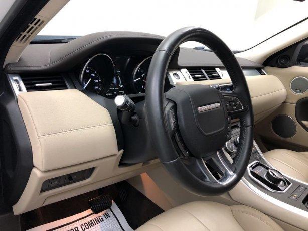 2017 Land Rover Range Rover Evoque for sale Houston TX