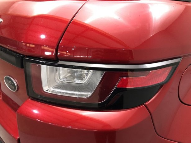 used Land Rover Range Rover Evoque for sale near me