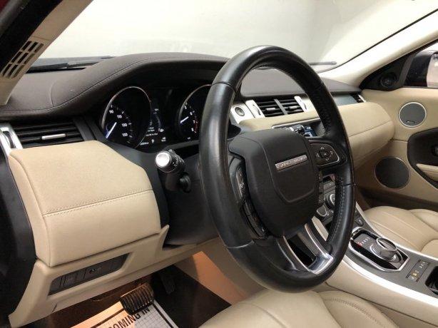 2016 Land Rover Range Rover Evoque for sale Houston TX