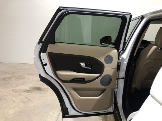 used 2015 Land Rover Range Rover Evoque
